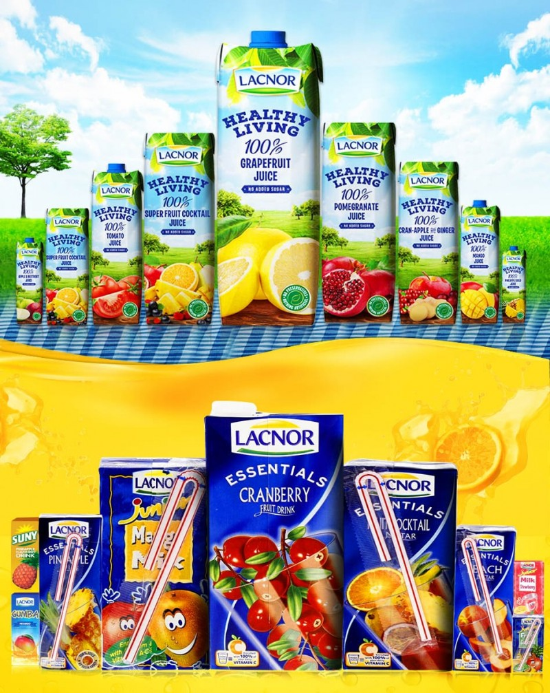 Lacnor Juices