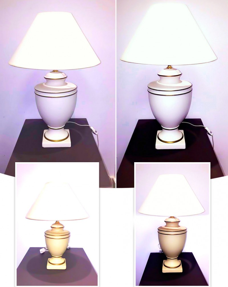 Classic Spanish Table Lamps