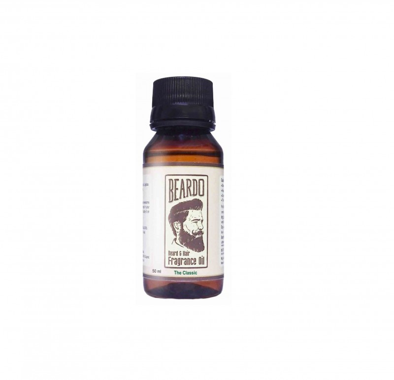 BEARDO Beard Oil - The Classic (50ml)