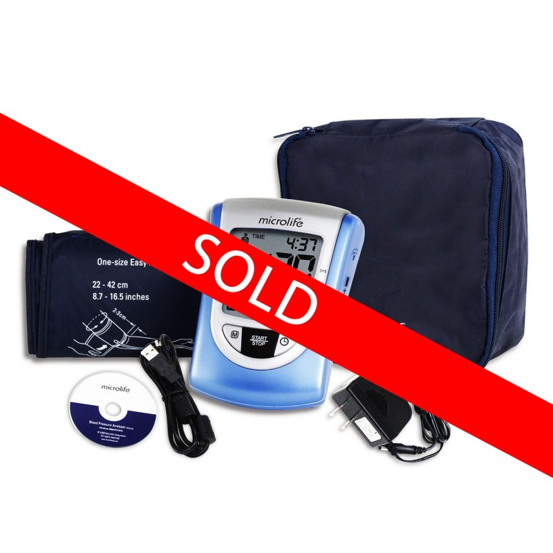 Microlife Deluxe Blood Pressure Monitor - MUI01773