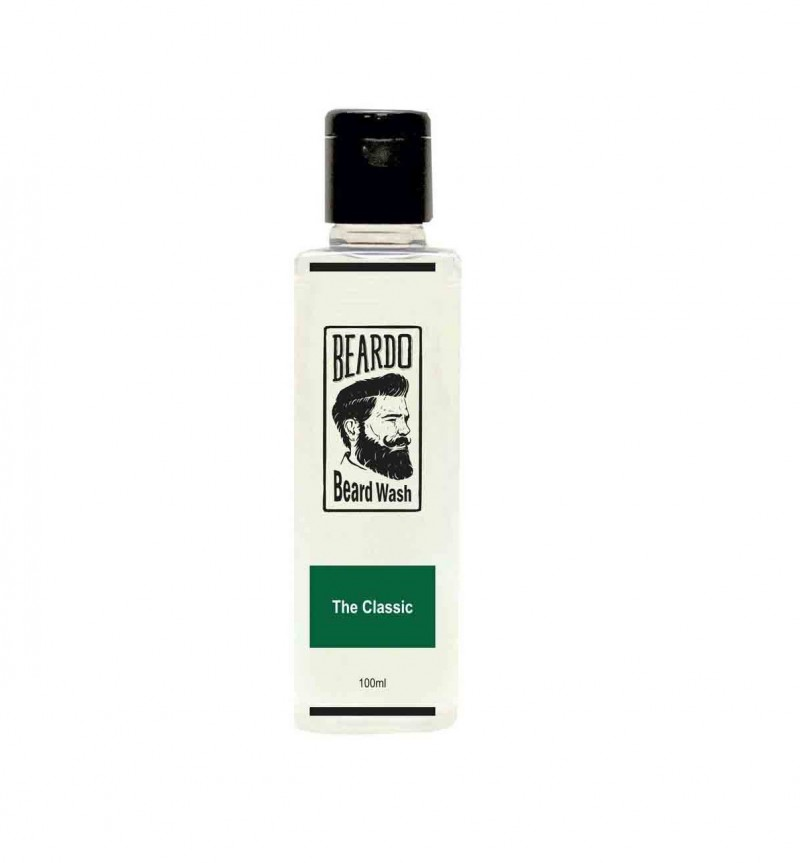 BEARDO Beard Wash - The Classic (100ml)