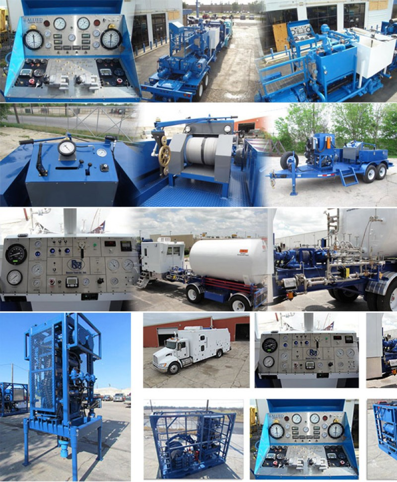 Oilfield Equipment & Tools