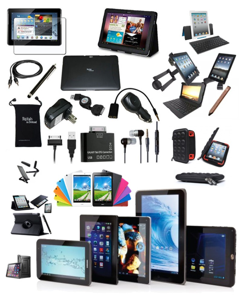 Tablets & Accessories