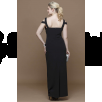 Black Dress (Sizes: 40,44,48,52,56,60)