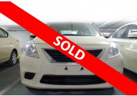 Nissan Sunny 2014 - Brand New