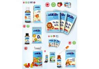 Natural Multivitamins & Supplements for Kids