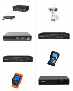 CCTV Camera System and Video Intercom