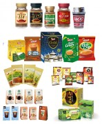 Coffee & Tea Products