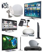 TV's, Satellites & Accessories