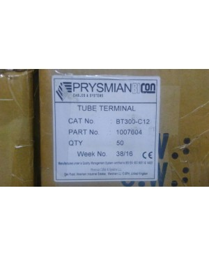 Cable Lugs - Prysmian Bicon UK