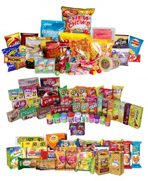 Confectionery, Candy & Biscuit Products
