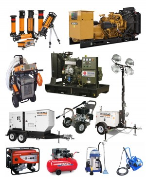 Generators & Industrial Equipment