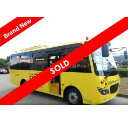 Daewoo SXC6720G Bus - Brand New