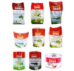 Dano Milk Powder